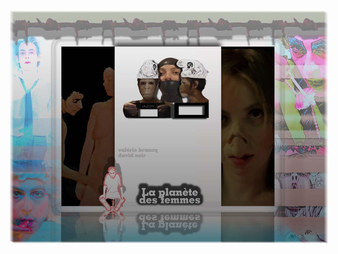 """""""La Toison dort"""" - Episode 4- Performance de David Noir avec Valérie Brancq"""