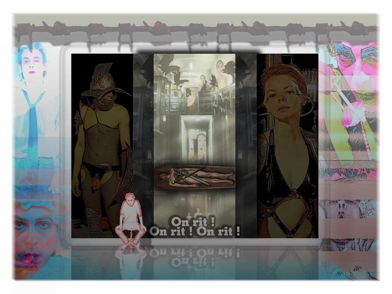"""""""La Toison dort"""" - Episode 8 - Performance de David Noir avec Valérie Brancq"""