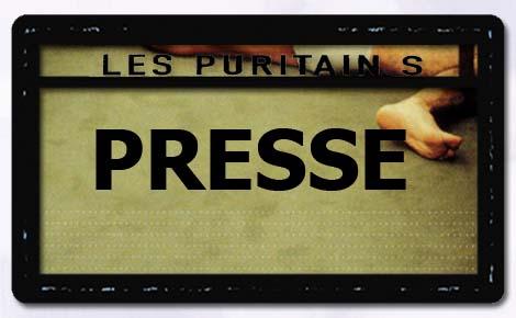 """Tous les articles parus sur """"Les Puritains"""""""