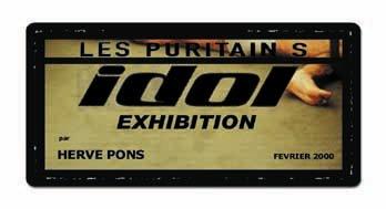 Idol - Les Puritains de David Noir