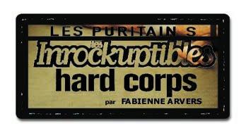 Les Inrockuptibles - Les Puritains de David Noir