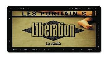 Libération - Les Puritains de David Noir